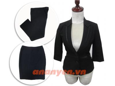 Áo Vest nữ MS:VNU011